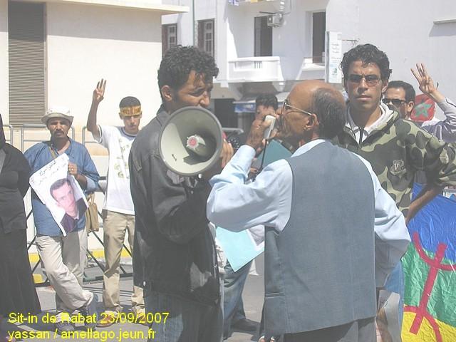 Sit-in de Rabat P1010028