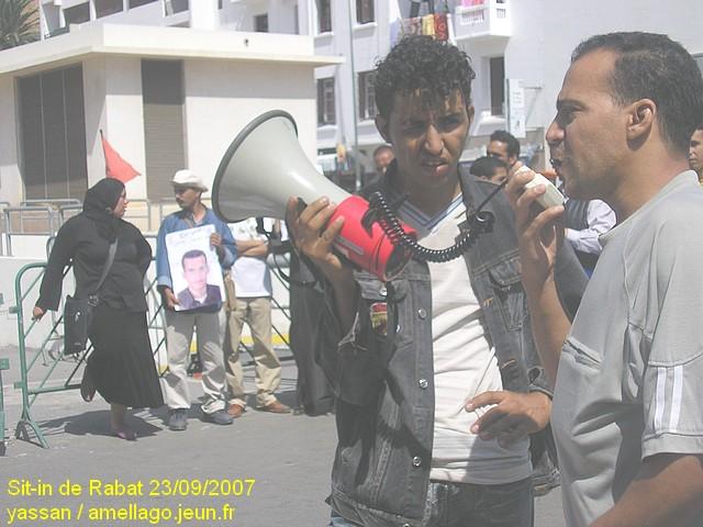 Sit-in de Rabat P1010029