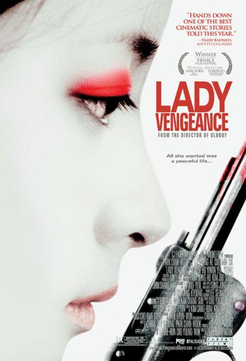 Lady  Vengeance Poster12
