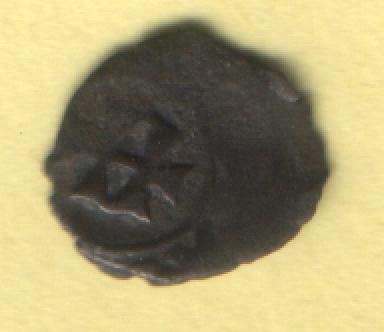 Dinero de Carlos II (Zaragoza, 1665 - 1700 d.C) Rey2-10