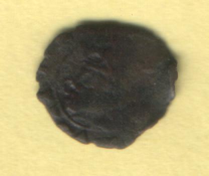 Dinero de Carlos II (Zaragoza, 1665 - 1700 d.C) Rey211