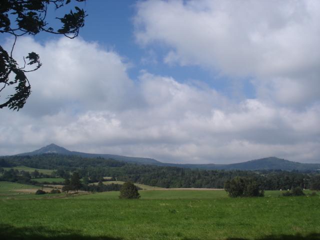 Le temps à Madelonnet du mois de septembre 2007 Ouest10