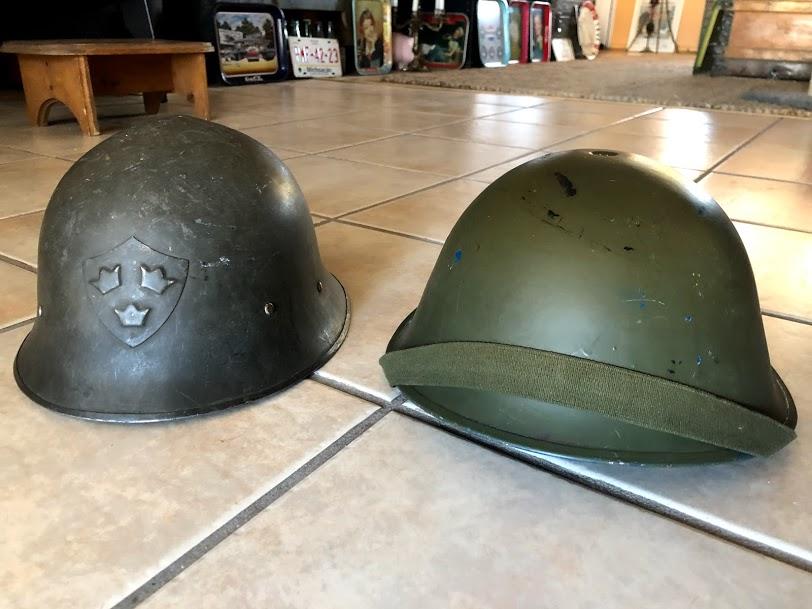 Deux casques aux puces ce matin Img_5812