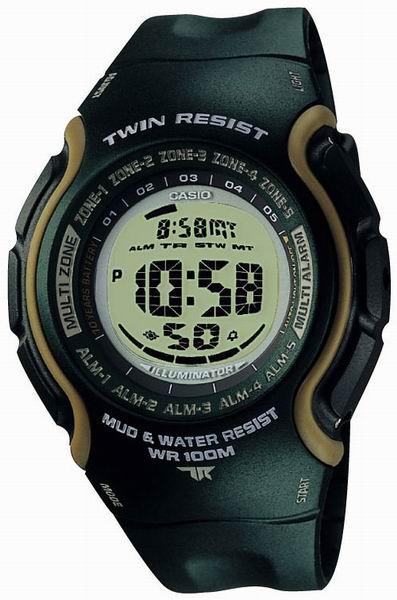 quel genre de montre portez vous quand vous  bricolez Trt20110
