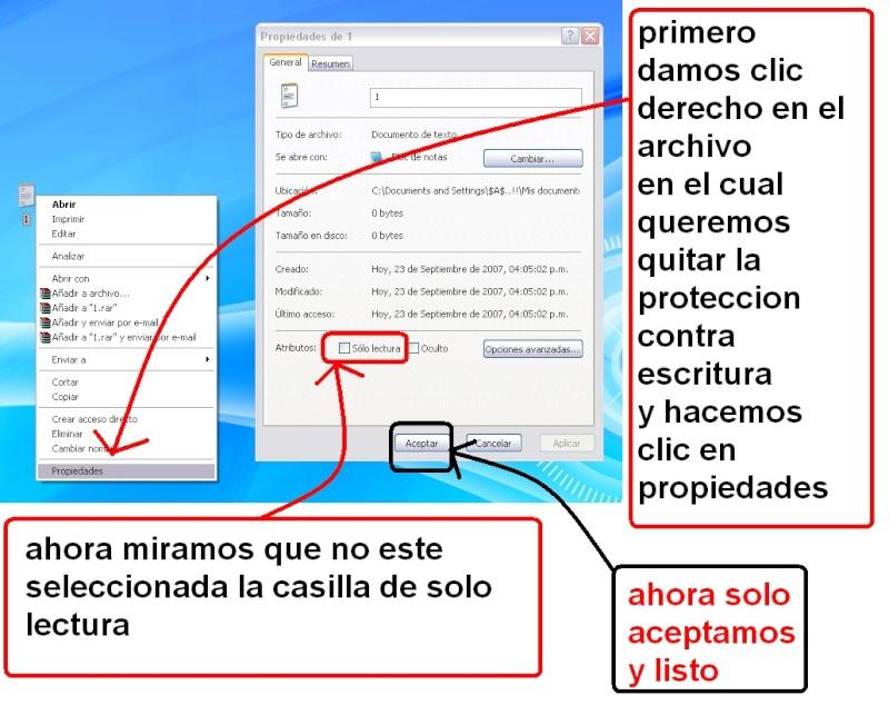 Quitar La Proteccion Contra Escritura de un archivo 12_bmp10
