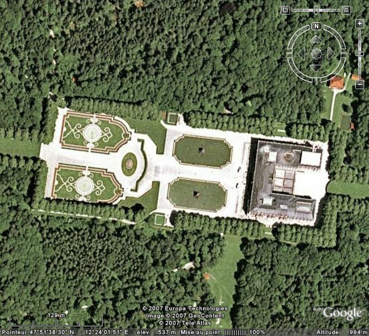 Les châteaux en Allemagne Chiems11