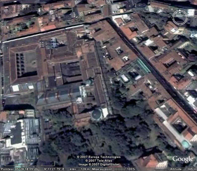 Observatoires astronomiques vus avec Google Earth - Page 12 Obsmil10
