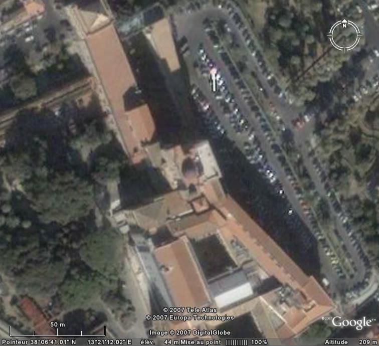 Observatoires astronomiques vus avec Google Earth - Page 12 Obspal10