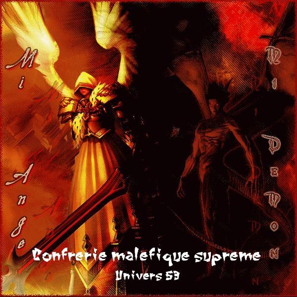 Forum de la confrérie malefique supreme ogame univers 53