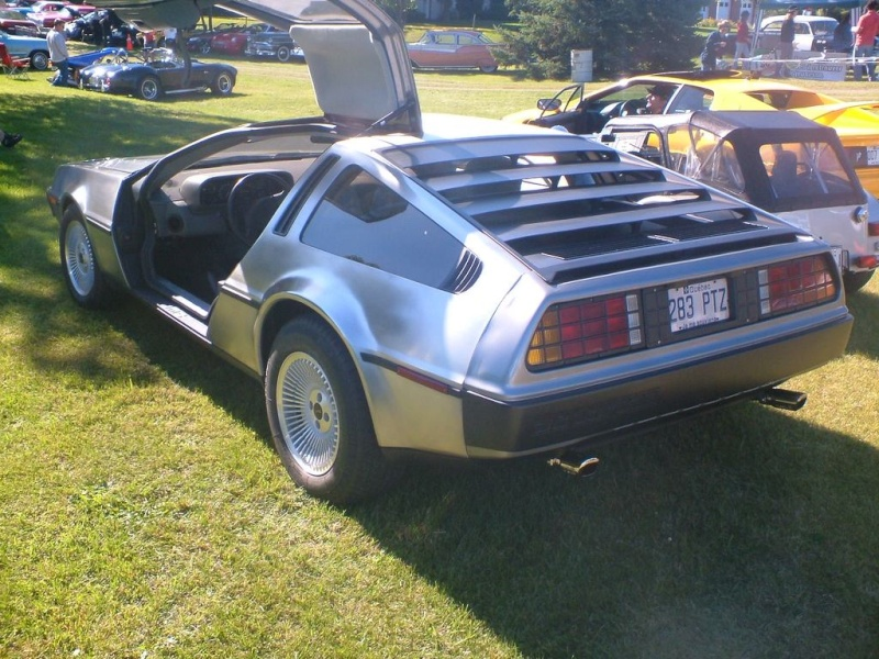 Le retour des DeLorean ? Delore12