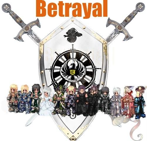 † Betrayal †