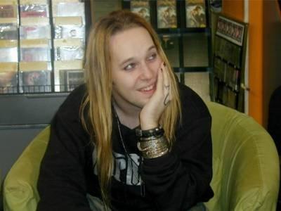 Joey Jordison X_c3b410