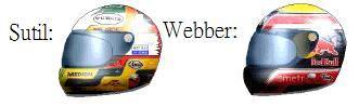 Panégyrique de Mark Webber - Page 2 Casque10