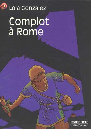 Du sang sur Rome: roman policier historique captivant 80598110