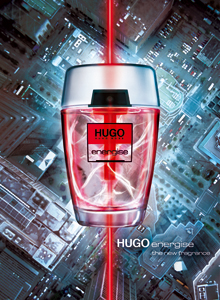 Parfums Hugo Boss Affich10