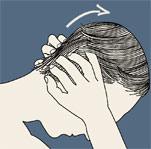 Massage des cheveux Nuque_10