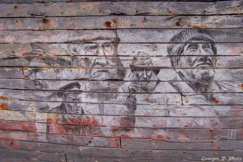 Portraits sur vieilles coques 56le-m10