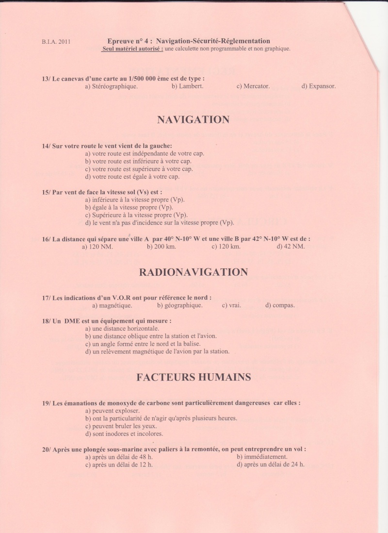 BIA 2011 : corrigé en ligne Bia_0017