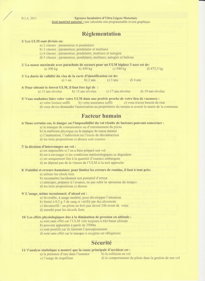 BIA 2011 : corrigé en ligne Bia_0113