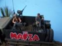 m35 gun truck 1/72° Mafia319