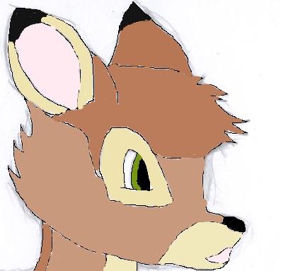 Pas à pas bambi Choupinou' Tate_d10