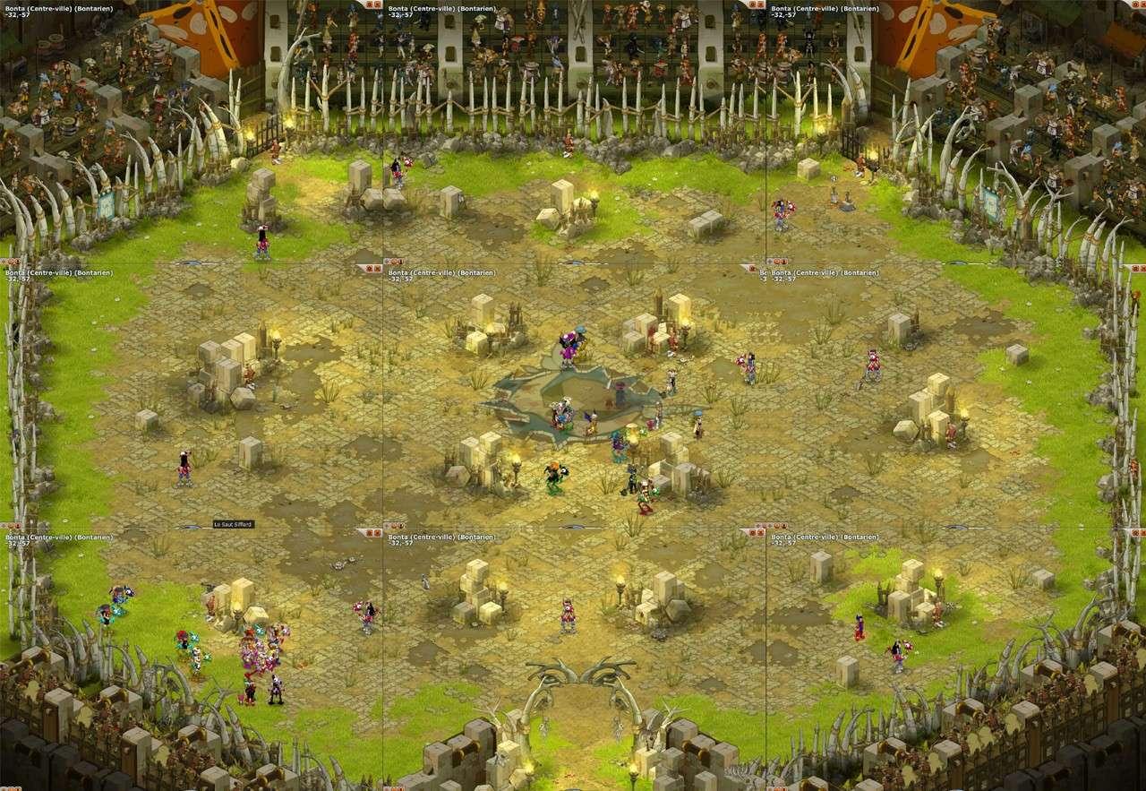 Les maps de l'arène Bonta Mapara10