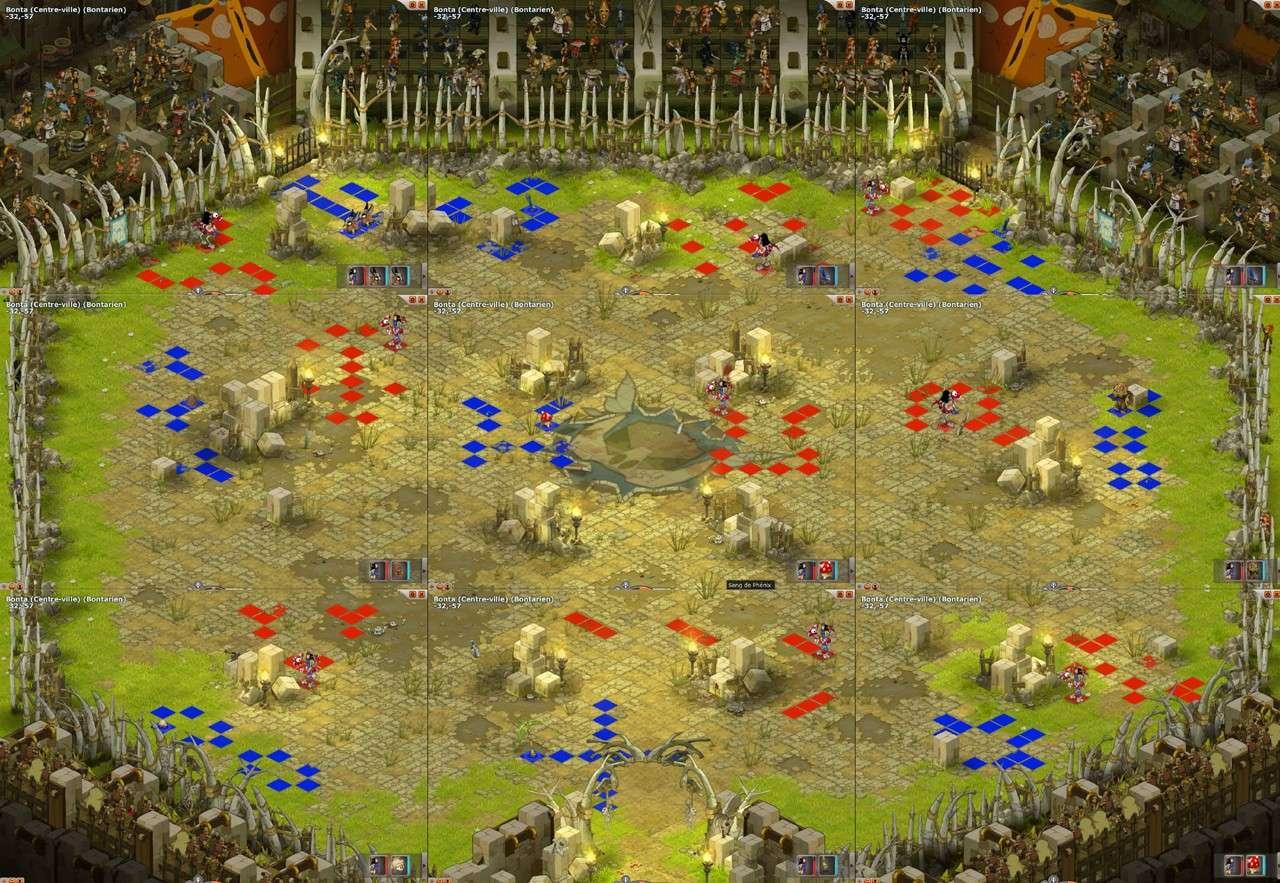 Les maps de l'arène Bonta Mapara11