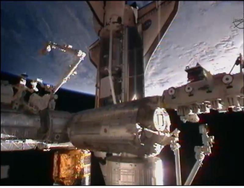 [STS-133] Discovery: Déroulement de la mission. - Page 2 Image111