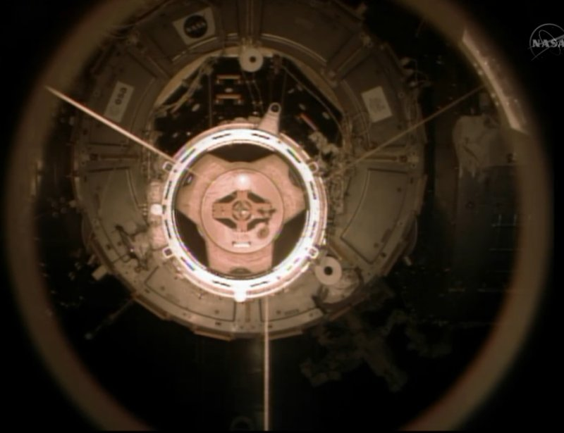 [STS-134] Endeavour: Déroulement de la mission.   - Page 6 Image217