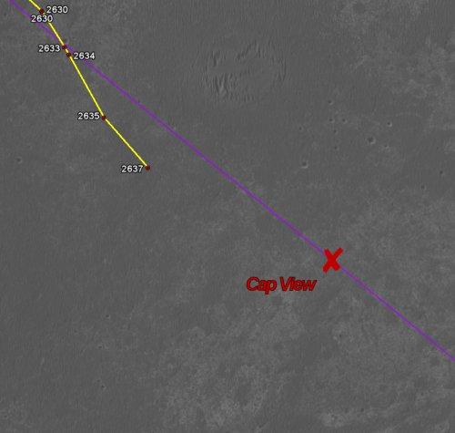 Opportunity va explorer le cratère Endeavour - Page 13 Image221