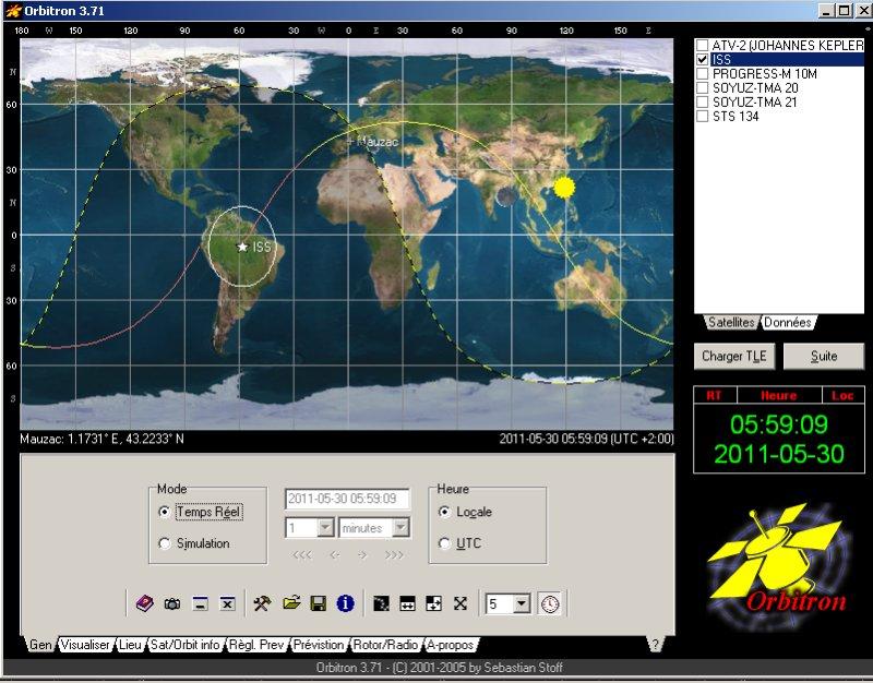 [STS-134] Endeavour: Déroulement de la mission.   - Page 6 Image311