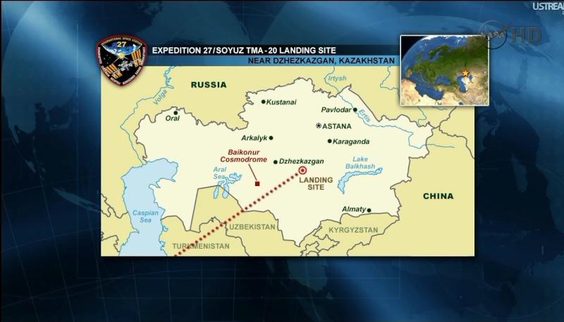 Atterrissage de Soyouz TMA-20 - 23 mai 2011 - Page 2 Image410