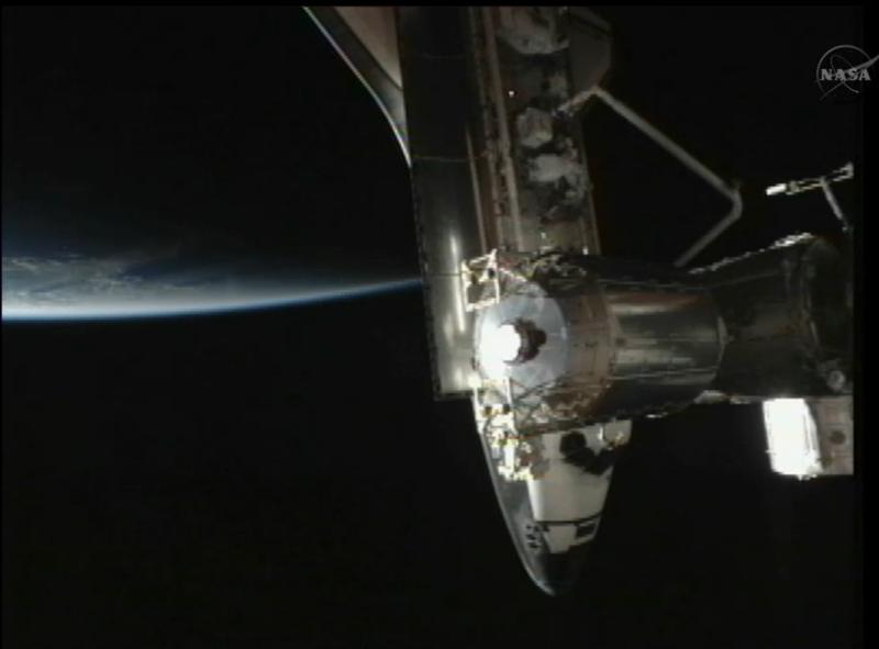 [STS-134] Endeavour: Déroulement de la mission.   - Page 2 Image410