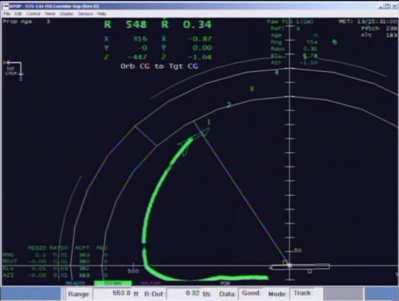 [STS-134] Endeavour: Déroulement de la mission.   - Page 6 Image612
