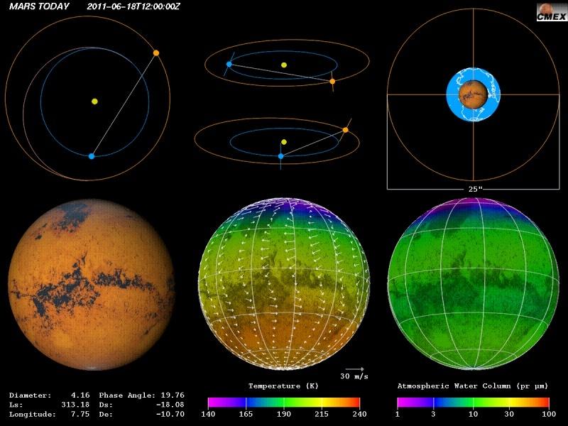 Opportunity va explorer le cratère Endeavour - Page 12 Marsto10
