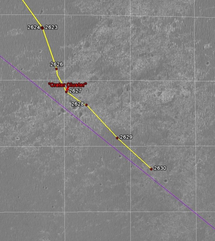 Opportunity va explorer le cratère Endeavour - Page 12 Sol26310