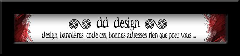 Le forum de dd-design
