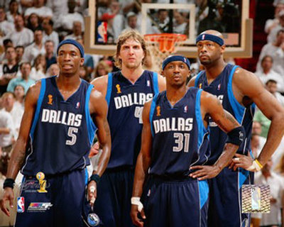 Historique de la franchise Dallas11