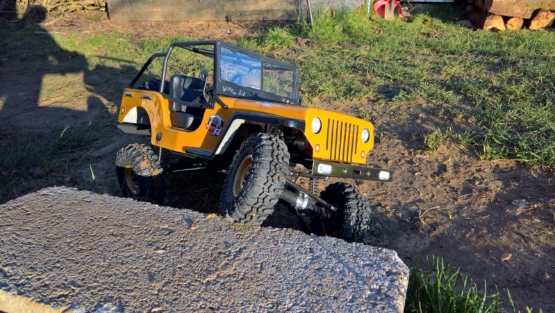 Jeep CJ RGT Wp_20216