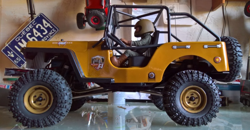 Jeep CJ RGT Wp_20220