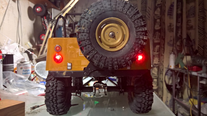 Jeep CJ RGT Wp_20242