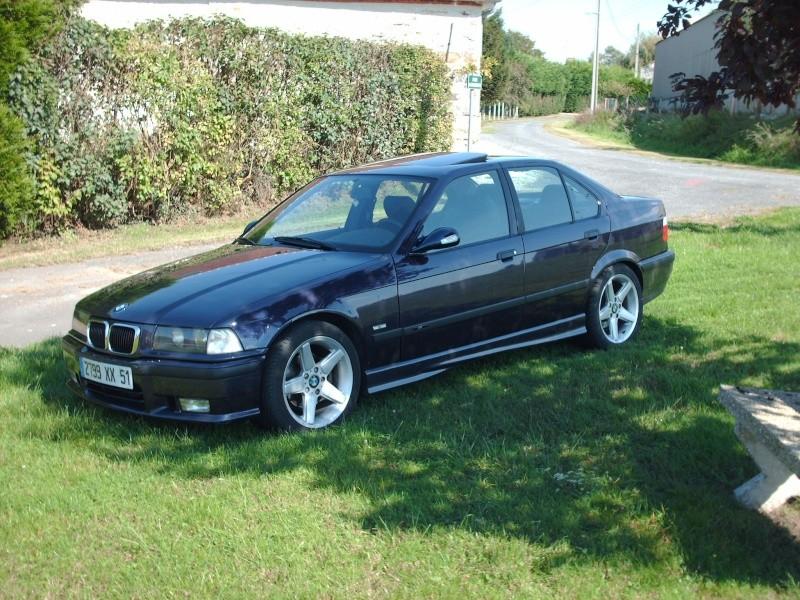 BMW 325 TDS  ///M Trefol10