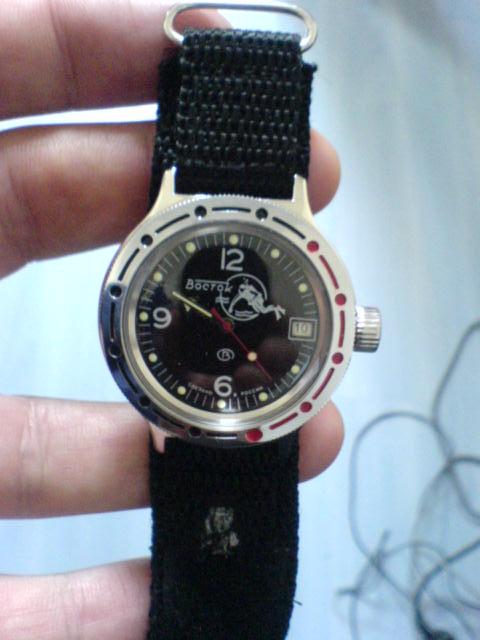 Début de collec : Vostok , cwc g10 , kelton , Tri time Dsc00011