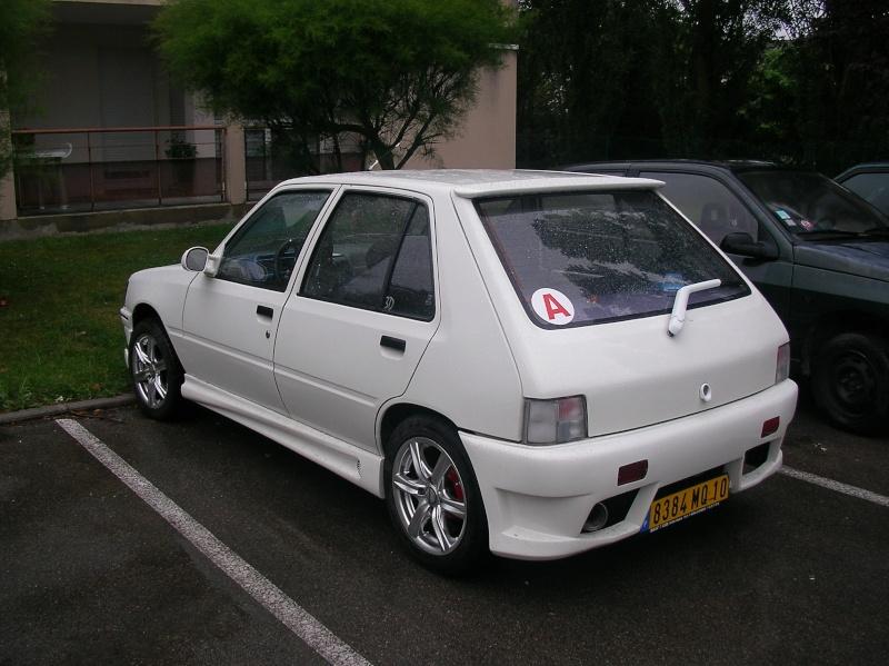 ma 205 blanche 5 portes Sany2210