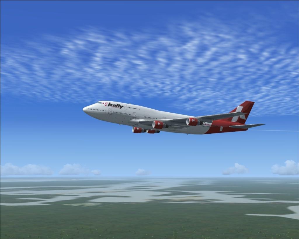 Meu 747 Kafly Linhas Aéreas... 2007-710