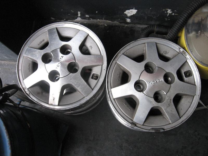 Aros Originales Toyota Autos_10