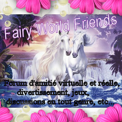Fairy world friends