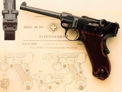 La PF-45 & Luger P08 Borcha10