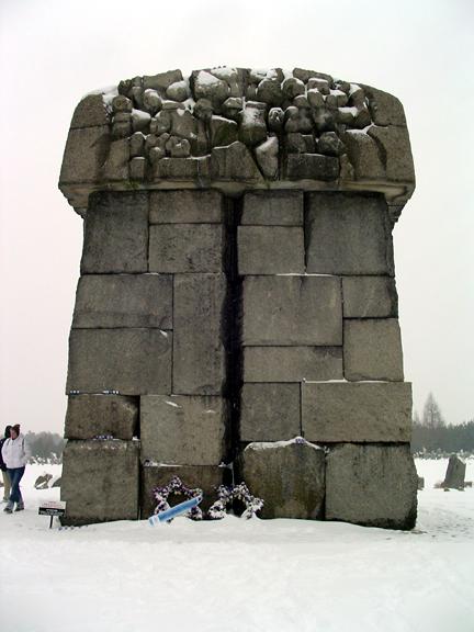 Treblinka: El más pequeño de los campos de concentración. Trebli11