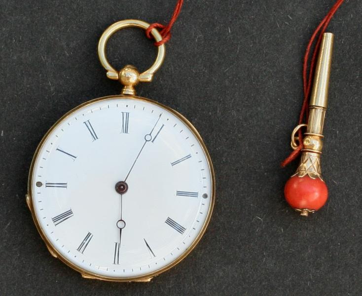 Les plus belles montres de gousset des membres du forum - Page 2 Gousse10